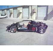Murcielago Replica Chassis First Drive  YouTube