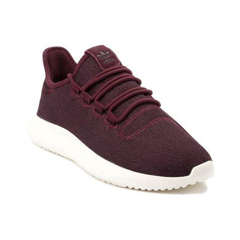 maroon adidas shoes womens adidas tubular shadow athletic shoe 436556