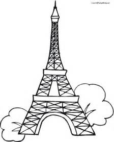 eiffel tower coloring page eiffel tower coloring pages coloring