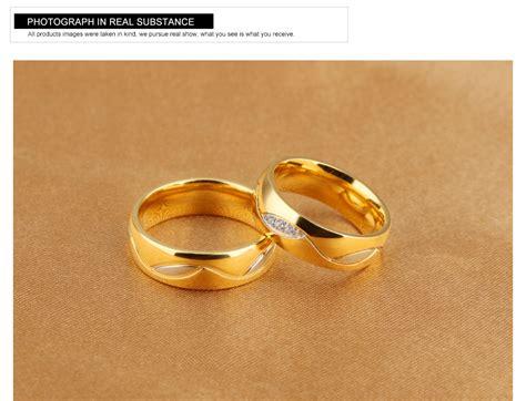 simple fancy gold finger ring designs