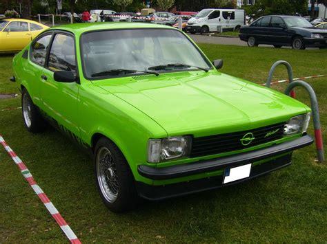 Opel Kadett Rallye by Opel Kadett C Rallye 1977 1979 Das Modell Rallye