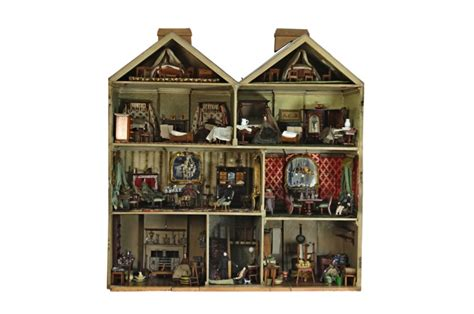 Vintage Kitchen Furniture 163 15 000 victorian doll s house up for sale history extra