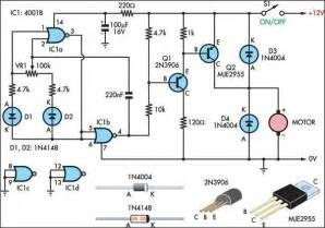 two basic motor speed controllers eeweb community