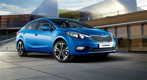 Kia Iran Cerato 2011 Vs Cerato 2014 Autos Post