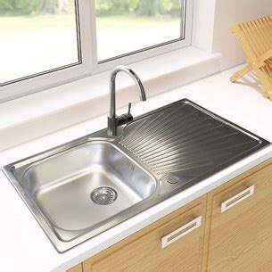 Best Price Kitchen Sink Single Bowl Kitchen Sinks Compact Large Tap Warehouse