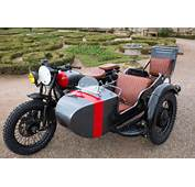 Custom Ural Sidecar Has Room For Four And We Love It  Autoevolution