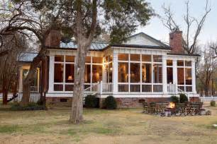 house plans with screened back porch real life redo screened porch addition southern living