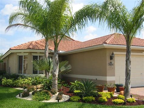 Tree Garden Ideas Best Front Yard Landscape Design Ideas With Palm Tree
