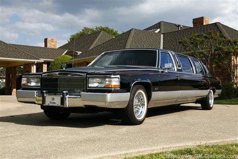cadillac limo 1990 cadillac limousine matt garrett