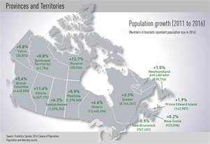 map of canada population despite crash alberta helps power canada s population