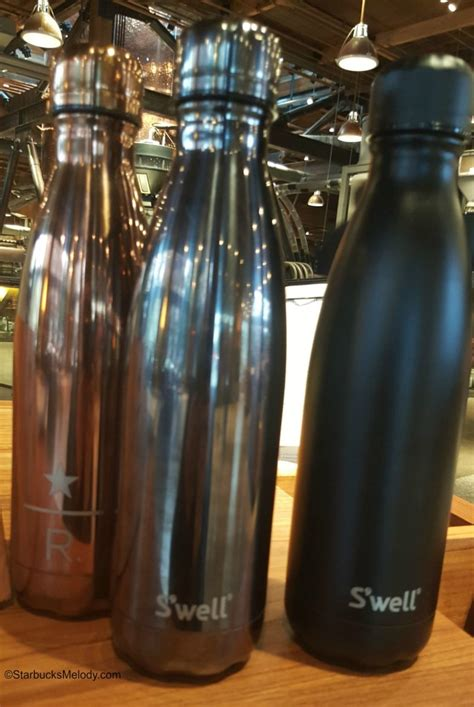 starbucks swell s well bottles the roastery exclusive bottles