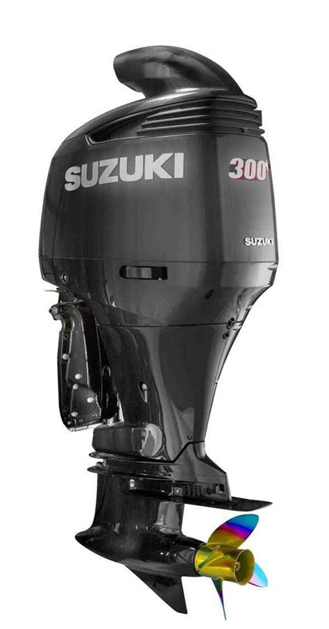 Suzuki Df300 Suzuki Ends Year On A High Boats Uk