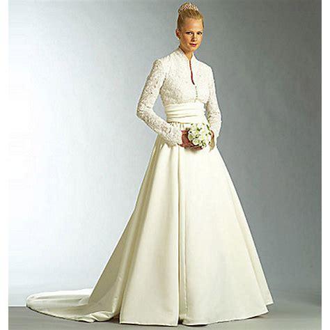 dress pattern john lewis buy vogue women s bridal original dress sewing pattern