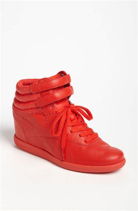 reebok freestyle sneaker reebok freestyle hi sneaker for yohii