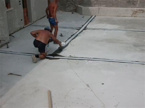 impermeabilizzazione terrazzo mapei sistema per l impermeabilizzazione e la posa di ceramica