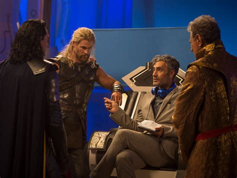 thor movie clips and behind the scenes footage collider 22 amazing behind the scene images from the thor movies