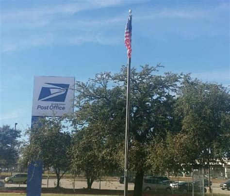 Burleson Post Office by Us Post Office 54 Beitr 228 Ge Post 4516 Burleson Rd