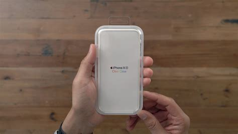 review iphone xr clear case   worth  premium price video tomac