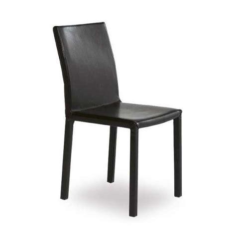 chaises contemporaines salle manger chaise de salle 224 manger contemporaine en synth 233 tique