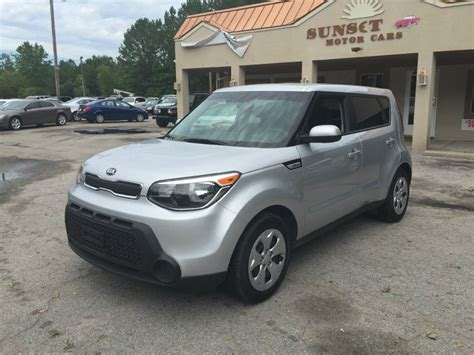 2015 Kia Soul For Sale 2015 Kia Soul Base For Sale In Charleston Sc Cargurus