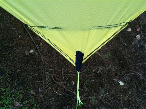 Hammock Tarp Diy how to make a diy cing hammock tarp myog