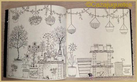 libro secret garden an inky eureka el jard 237 n secreto secret garden li comprar libros de pintura en todocoleccion