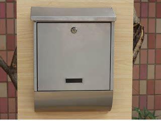 Murah Kotak Surat kotak surat stainless letter box jaya stainless pt