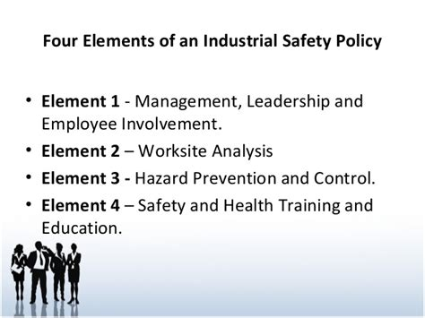 Distance Education Mba Industrial Safety Management by Creating A Safety Program