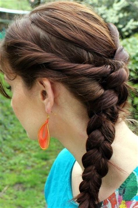 all about the hair on pinterest 101 images on rachel weisz long the hunger games katniss braid 101 pinterest braids