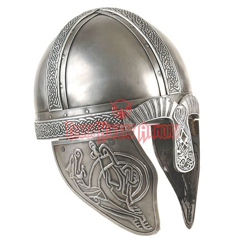 how to make a cap without horns acnl embossed viking helmet 300386 from dark knight armoury