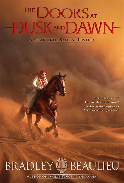 with blood upon the sand song of shattered sands books announcing the doors at dusk and a shattered sands