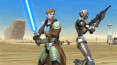 how bioware created classes in wars the republic