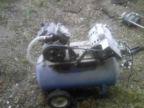 Pompa Air Mini Rakitan pemanfaatan barang bekas membuat kompresor doovi