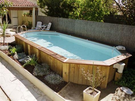 faire une piscine en bois 2672 bien choisir sa piscine hors sol