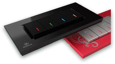 Placche Interruttori Design by Placche Luce Di Alta Qualit 224 E Di Design Moderno