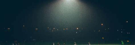 illuminazione ci da calcio illuminazione di un co da calcio da 5 7 o 11