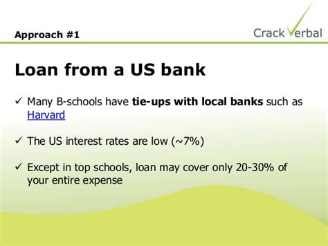 Loans For Mba In Us by 6 Ways Indians Fund Their Us Mba