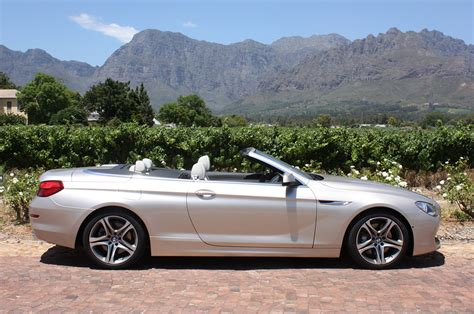 2012 bmw 6 series convertible drive photo gallery