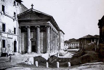 Benang Pe Fortuner Pe 2 5 tempio di portunno o fortuna virile romanoimpero