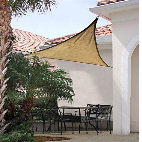 triangle awnings shadelogic sun shade sail triangle sand shelterlogic