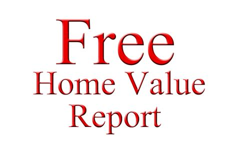 home value report no shadow