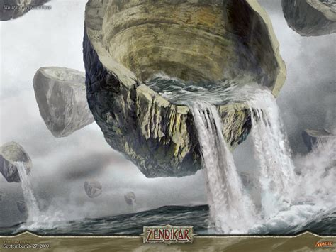 the of magic the gathering zendikar zendikar forests and wallpaper of the week magic the