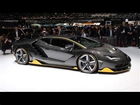 Centenario Lp 770 4 by Salon De 232 Ve 2016 Lamborghini Centenario Lp 770 4