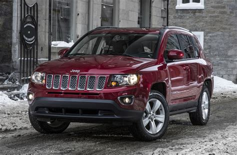 Jeep Compass Length 2017 Jeep Compass Specifications Cargurus