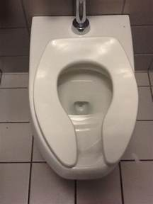 this is why public toilet seats are u shaped
