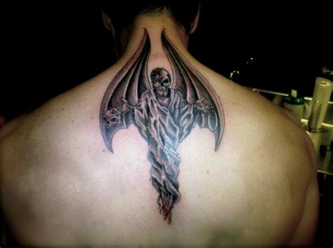 zak bagans tattoo zak s back ghost adventures back