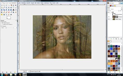 gimp tutorial bilder verschmelzen haare und feine haarstr 228 hnen freistellen tutorials