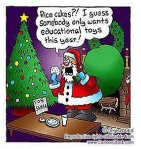 christmas humor fat bottom fifties get fierce