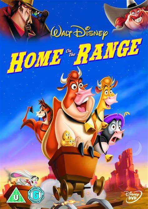 home on the range dvd zavvi
