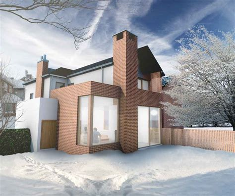 home design group belfast contemporary house extension belfast c60 architects
